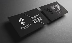 create cool business card ideas business cards designs