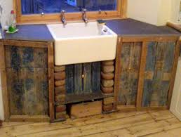 Upcycled Cupboard Google Search Back Room Bar Pinterest - Kitchen with belfast sink