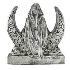 dryad designs moon goddess statue large by paul borda 128mg