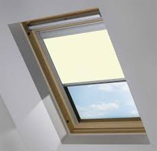 shop for made to measure premium skylight blind from bloc blinds