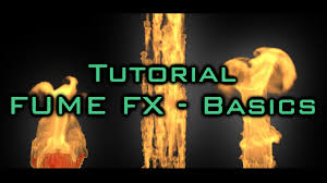scene fumefx fire fumefx tutorial deko lt education