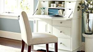 pottery barn secretary desk pottery barns new apartment collection is made for small spaces