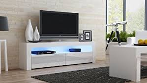 70 Inch Console Table Amazon Com Tv Console Milano Classic White Tv Stand Up To 70