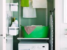bathroom cabinet with built in laundry her laundry room cabinet ideas pictures options tips advice hgtv