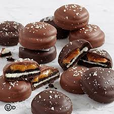 where to buy chocolate covered oreos salted caramel chocolate covered oreo cookies