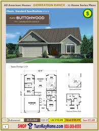 modular homes direct priced all american generation ranch catalog