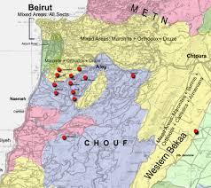Lebanon World Map by Lebanon Ecoi Net European Country Of Origin Information Network