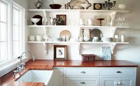 open shelves in kitchen ideas stunning 24 images open shelves in kitchen ideas homes designs 38119