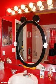 disney bathroom ideas 9 interesting mickey mouse bathroom mirror photo ideas spruce up