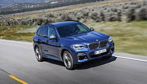 2018 bmw x3 debuts with 355 hp m40i the torque report