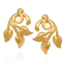 earrings in grt gold stud earrings in grt gold earring diamantbilds
