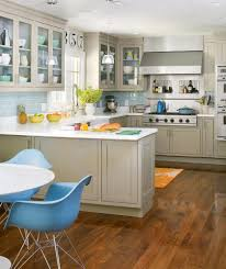 how to install peninsula kitchen cabinets 30 dramatic before and after kitchen makeovers you won t
