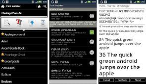 android font best android apps for the blind and visually impaired android