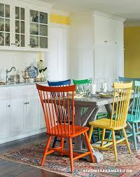 kitchen chair ideas brilliant 25 colorful kitchens hgtv colorful kitchen chairs prepare