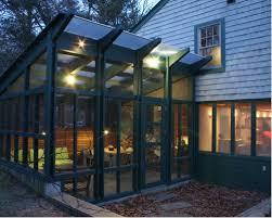 sunroom screened porch houzz