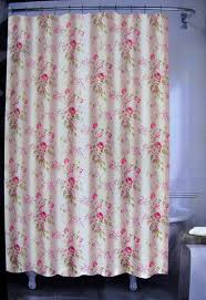Navy And Pink Curtains Amazon Com Lauren By Ralph Lauren Floral Shower Curtain 72 X 72