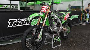 kawasaki motocross bike 2018 japan spy photos kawasaki transworld motocross