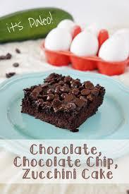 paleo zucchini chocolate cake