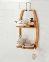 bathroom caddy ideas fascinating tiers aluminum satina corner bathroom caddy ideas