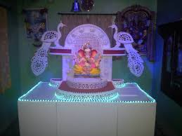 home decoration of ganesh festival thoughts spot my decoration for ganesha