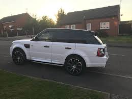 wrapped range rover autobiography px range rover sport autobiography supercharged lpg overfinch in