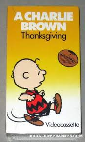 opening to a brown thanksgiving 1987 vhs mca home