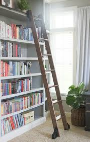 rolling library ladder custom service hardware sincerely sara d