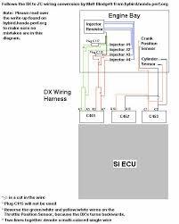 obd0 to obd1 distributor wiring diagram obdo ecu wiring wiring