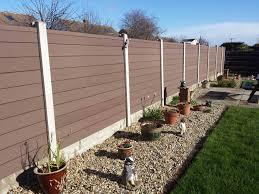 composite decking fence 7ft high wood fence panels installing wood