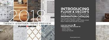 floor and more decor 2018 catalog