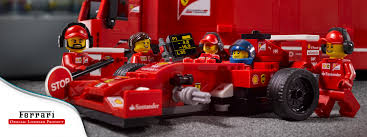 ferrari lego ferrari u0027s lego man now looks more like alonso