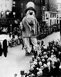 photos macy s thanksgiving day parade through the years wbur news