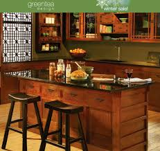 korean style kitchen design traditional interior decoration