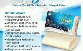 Sabun Zayma zayma milk beaty soap archives choirum herbalis