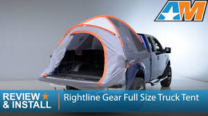 Ford F250 Truck Bed Size - 1997 2016 f 150 rightline gear full size truck tent review