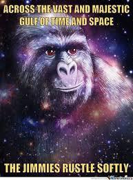 Monkey Face Meme - le monkey face by dane meme center