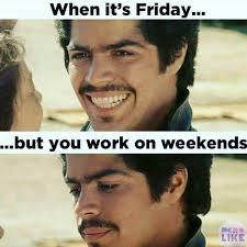 I Work Weekends Meme - lifeguard memes home facebook