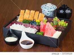 box cuisine หน า 9 อาหาร อาหารญ ป น เบนโตะ ผ ก ภาพถ าย pixta