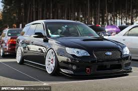 subaru legacy convertible stance nation japan speedhunters cars pinterest stance