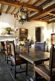 Country Style Dining Room Table Dining Table Industrial Style Dining Table Ebay Country Style