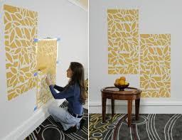 wandgestaltung mit farbe muster kreative wandgestaltung mit farbe arkimco
