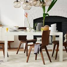 parsons dining table rectangle west elm