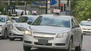 bureau des taxis competition bureau recommends easing taxi to allow uber