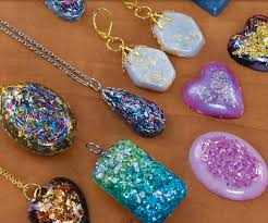 resin statement necklace images Resin statement jewelry project ideas blick art materials jpg