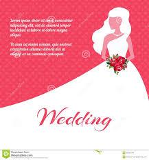 Wedding Invitation Card Template Wedding Invitation Or Card Template Stock Vector Image 42051644