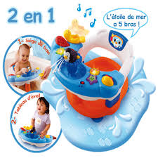 si e de bain vtech siége de bain interactif 2 en 1 vtech oscarbaby ma magasin jouets
