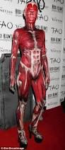 Anatomy Halloween Costumes Heidi Klum Seal Halloween Costumes Unrecognisable Apes