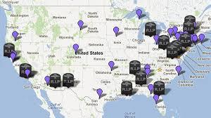 map your usa road trip dead stop road trip map wbur news