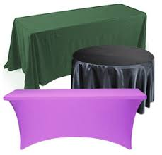 table cover rentals table covers product categories next level rentals