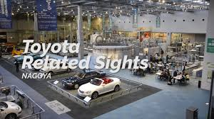 toyota dealer japan toyota related sights nagoya one minute japan travel guide